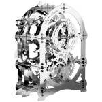 [3D퍼즐마을][타임포머신] T4M380132 메탈 타이머 2