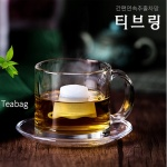 [2HOT] 티브링 차 거름망 (연속추출)