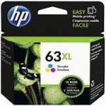 HP 정품 잉크 F6U63AA (삼색컬러 잉크)