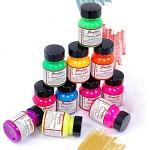 신발리폼/운동화리폼/엔젤러스 네온 레더(가죽) 페인트 Neon Acrylic Leather Paint