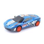 1/24 4륜구동 드리프트카 블루 페라리 RC HB117108BL
