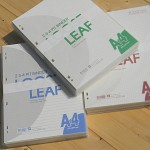 2공,3공,4공 바인더에 호환되는-무극사 A4-40매 다공 바인더 속지 1팩(10권) HA713