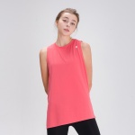 스플래쉬 민소매 티셔츠 DFW5022 코랄