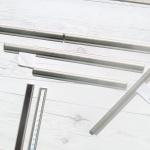 [New] 마그네틱/테이프 접착형..연결 확장해서 사용하는 신개념 오더랙