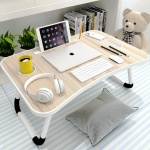 미니 접이식 내방의행복 침대 베드 테이블