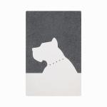 퍼즐 강아지 대리석 에어컨 (아이스팩 4개 포함)