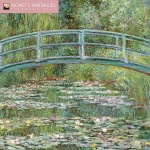 2021년 캘린더(FT) Monet's Waterlilies