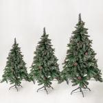 크리스마스 스노 빈터 화이트 크리스마스 트리 150cm