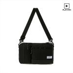 Multi Pocket sling bag_멀티포켓 슬링&크로스백(ES07UBLK)