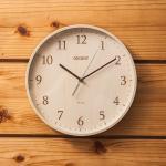 오리엔트 무소음 OT691L 라이트 인테리어벽시계