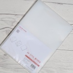 청운그린화일 A5 미니 L홀더 10팩(총 100매) B143