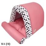 반려동물하우스 마이리틀 아일린 하우스 대 핑크
