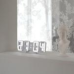 [무아스] 퓨어 듀얼 미니 LED 시계