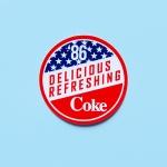[코카콜라]America 스티커(86 Coke)