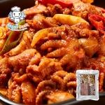[엔젤쿡] 담백 양념 쭈꾸미 돼지두루치기 250g AGCARO0201