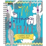 컬러링북-my happy place