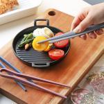 국내제작 실리콘 엣지 요리핀셋 고기집게(6color)