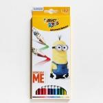 미니언즈 색연필 12색