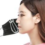 [3개입]마스크 캐디 숨쉬기편한 지지대 입마개 뽕홀더
