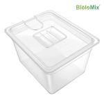 BIOLOMIX 바이오로믹스 수비드머신 컨테이너박스 11L