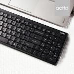 ACTTO/엑토 나노 무선키보드 KBD-34