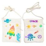 우주 스텐실 휴대가방만들기(2종택1)