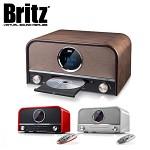 브리츠 블루투스4.0 오디오 스피커 BZ-T6800 (CD 플레이어 & USB메모리 재생 / FM라디오 / 알람 & 타이머 / AUX 단자 / 리모컨)
