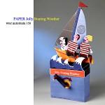 기쁨의 항해, 페이퍼 졸리 보팅 웨더 - Jolly Boating Weather (Paper)