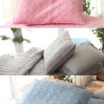 라운 풍기인견 여름베개커버 3colors