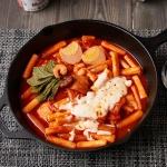 밀라노 옛날 떡볶이 700g 매콤달콤 (3인분)