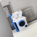 에어팟 1/2세대 차이팟 카메라 입체케이스 249 블루