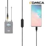 코미카 3.5mm TRS to USB-C 연결어댑터CVM-DL-SPX(UC)
