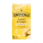 트와이닝스 레몬앤진저 25tb(Twinings Lemon & Ginger 25tb)