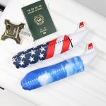 Airplane 디자인 여행용 3단 접이식 휴대우산