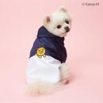 카카오프렌즈 댕댕이 아노락 강아지옷