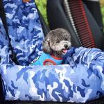 강아지 카시트 애견 고양이 펫 방석 PS-8352 클루