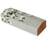 [인디고샵] 전통민화 흰꽃 기다란 상자 (2개)
