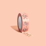 [공부일기] 마스킹 테이프 - 둠칫 둠칫 둠칫 모트모트
