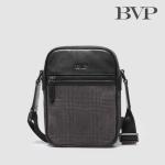 BVP 최고급 천연소가죽 명품 남성 크로스백 X8008