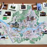 지구별 여행스케치  서울지도 - 컬러