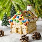 피나포레 오두막 과자집 만들기 베이킹 키트