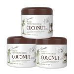 [홈쇼핑 매진상품] 코코넛 보습크림300ml*3ea