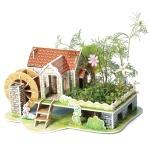 3D입체퍼즐 식물농장 키디아팜