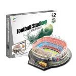 3D퍼즐 페이퍼토이 입체 종이 모형 축구 경기장