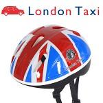 런던택시 어린이용 헬멧 (런던택시 플래그 PP)(유아동헬멧)(자전거/인라인 겸용헬멧)