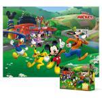 100피스 직소퍼즐 - 디즈니 미키 친구들 (큰조각)