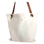 leather ecobag
