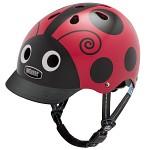 [LNG3-1092-XS] 유아용 리틀너티 헬멧 - Ladybug (레이디벅)