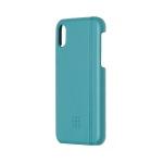 몰스킨 T 아이폰X 하드 케이스/리프 블루