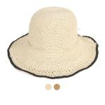 [디꾸보]바이저 배색라인 썬캡 플로피햇 모자 AC630